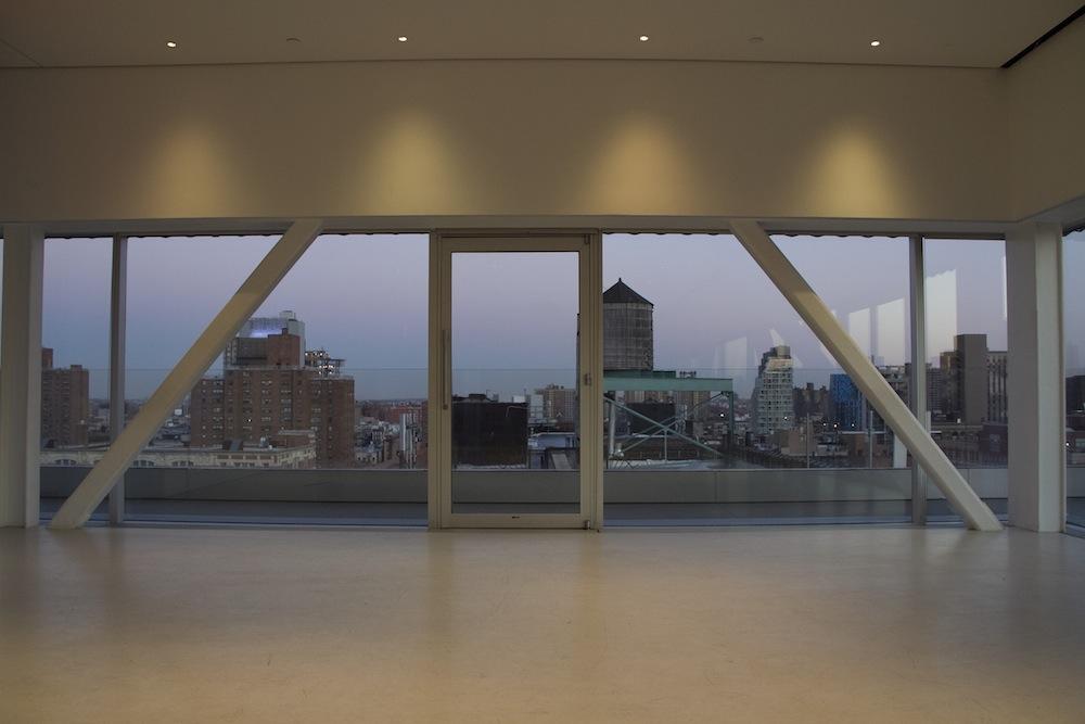 34. artspace loft, sneaking a peak, bowery street