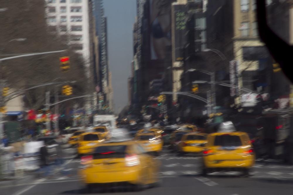 45.cross town traffic